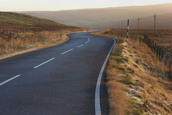 The Hartside Pass
